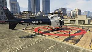 GTA 5 All Helicopter Locations - Nexgengame.com