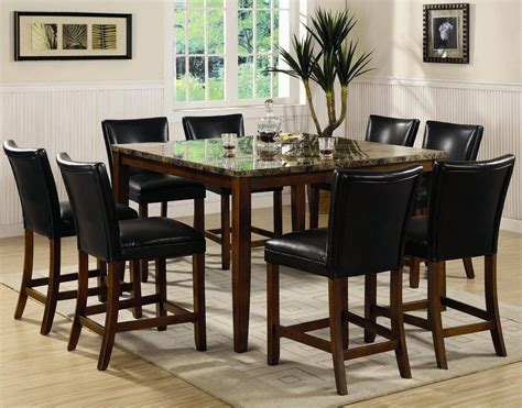 Popular Dining Room Sets by 15 Collection Of Dining Room Sets With Sideboards