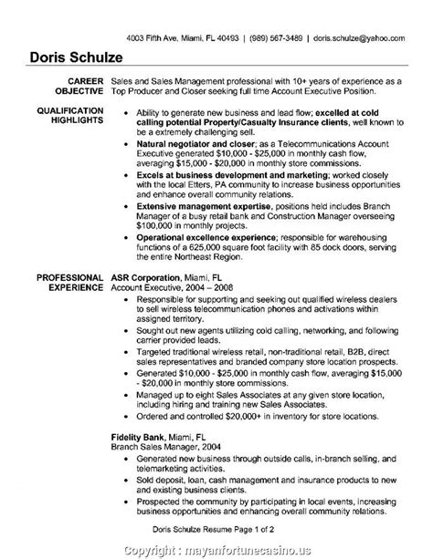 National Account Manager Resume Template by Creative National Sales Account Manager Resume Sle