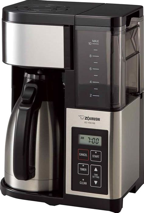 10 best drip coffee makers for your kitchen. Best Drip Coffee Maker 2020: Reviews and Buying Guide | Thermal coffee maker, Zojirushi coffee ...