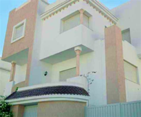 decoration exterieur facade maison tunisie