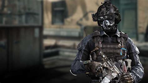 Keegan Call Of Duty Ghosts Minecraft Skin