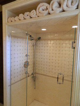 Stand Up Showers For Small Bathrooms  Storage Above