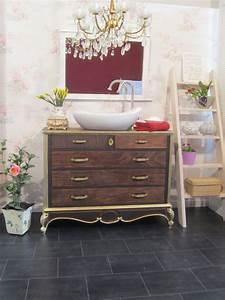Badmöbel Vintage Style : elegante badm bel im landhausstil vom bad zur badstadt ~ Michelbontemps.com Haus und Dekorationen
