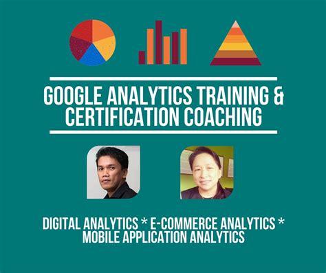 digital analytics certification analytics certification coaching