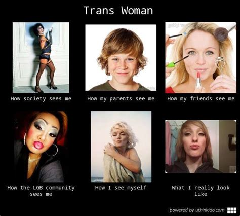 Trans Memes - i support all women even those who were born with different genitalia than most females oh