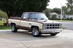 87 Chevy 4x4