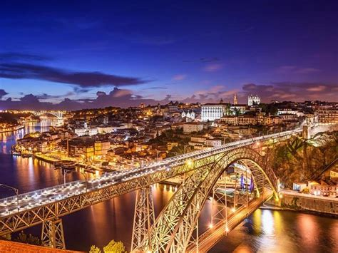 Flight To Porto by Cheap Flights To Porto From 163 96 Book Trips To Porto