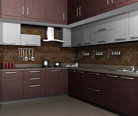 Kitchen Design Non Modular Kitchens Ideas