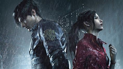 Resident Evil 2 Should You Choose Leon Or Claires