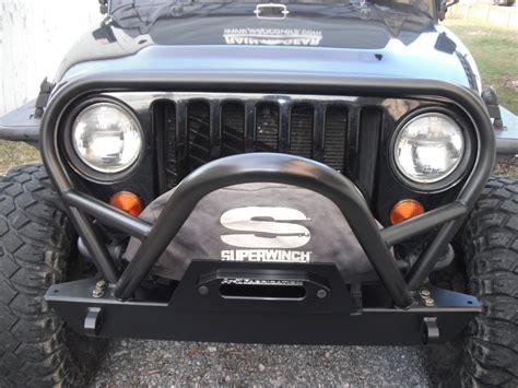 jeep stinger bumper jeep radiator grill guard stinger kit