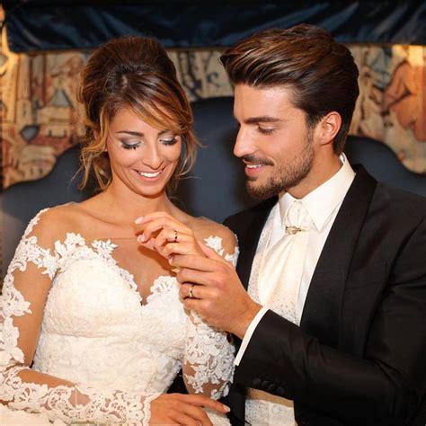 si馮e social mariano di vaio si è sposato le foto delle nozze sono social si24