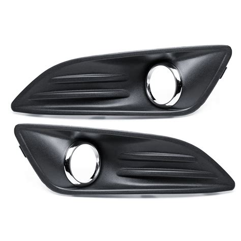 Original Car Front Bumper Fog Lights Lamp With Covers