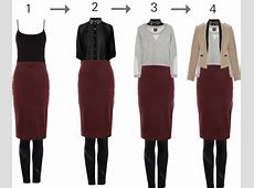 Layering for Winter Business Casual Women Pinterest