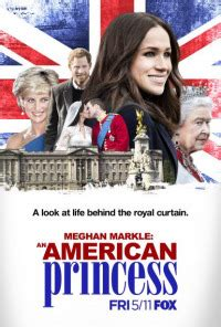 meghan markle  american princess  movies