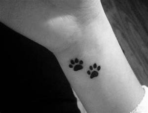 30+ Best Dog Paw Tattoos