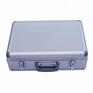 Aluminum case with diced foam | HQC Aluminum case