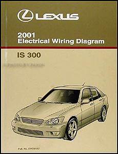 Wiring Diagram 2001 Lexus Is300