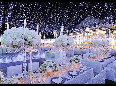 Wedding Themes by Breathtaking Winter Inspired Wedding Ideas