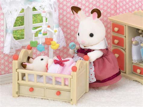 chambre bébé baby set chambre bebe sylvanian families