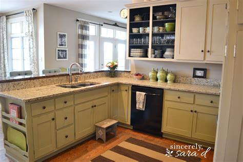 chalk paint on laminate kitchen cabinets painting kitchen cabinets with chalk paint update
