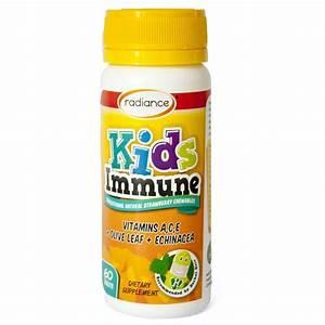 Radiance Kids Immune Vitamin Chewables - Skincarenz.com