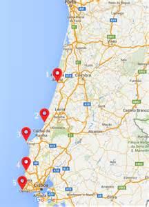 Porto Portugal Map