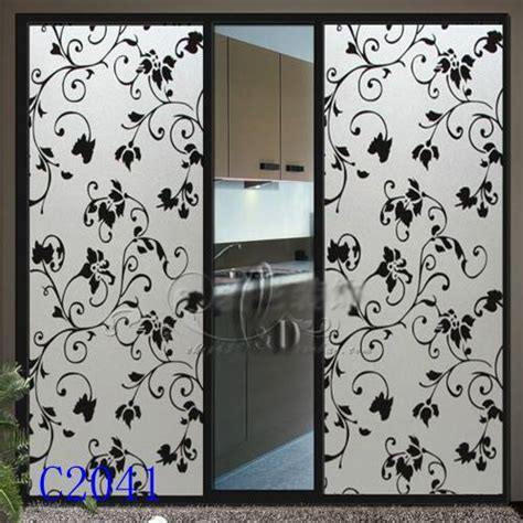 removable privacy window 90cm x 3m privacy frosted frosting removable glass window 4700