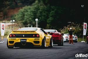FEATURE ARIOS X Liberty Walk Ferrari F360