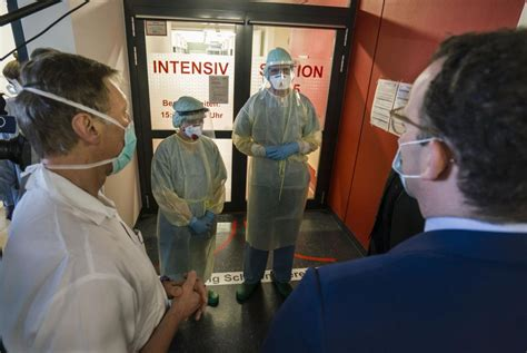 A guide to global health plans for us citizens. Virus outbreak in Germany under control: health minister - aroundworld24.com