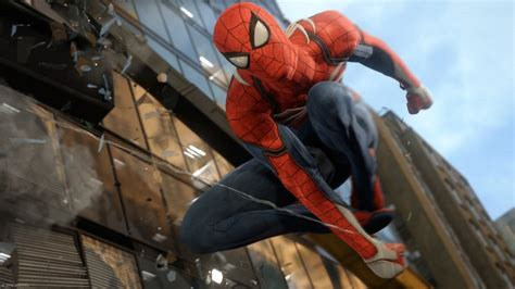 E3 2016 Insomniac Announces Spiderman Game For Ps4 Ign