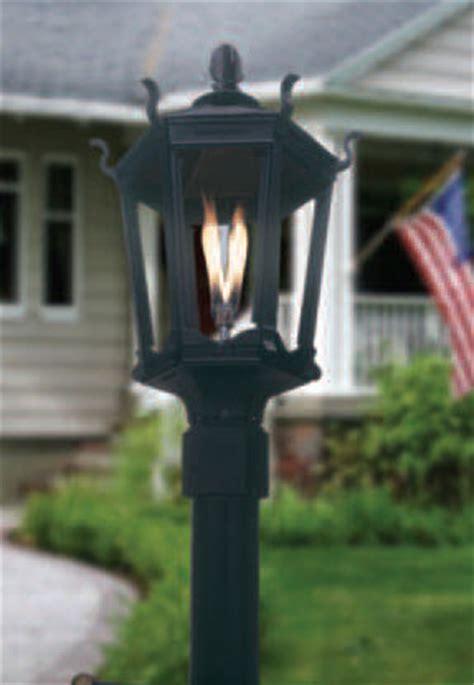 gas porch light outdoor wooden chestoutdoor ls outdoor lights country