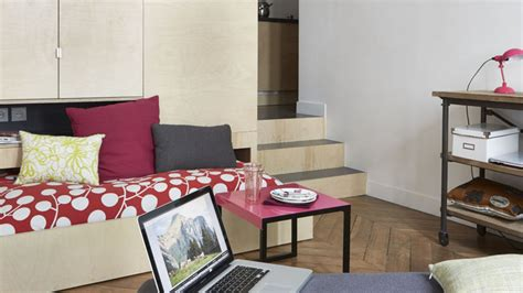 chambre studio amenagement alcove chambre