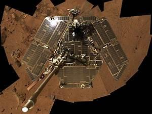 Spirit Rover Still Shining | NASA