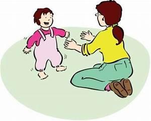 Baby walking clipart kid - ClipartBarn