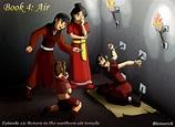 Avatar Book 4: Air Ep 13 art by Bizmarck on DeviantArt