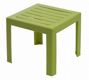 Petite Table De Jardin : table basse grosfillex ~ Dailycaller-alerts.com Idées de Décoration