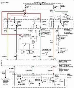 1996 Mazda B2300 Radio Wiring Diagram