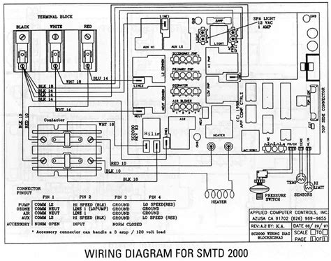 Spa Circuit Board Wiring Diagram by Sundance Spa Circuit Board Diagram