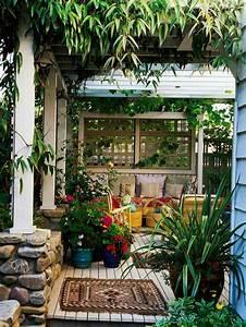 Garten Bepflanzen Ideen : 28 interessante sichtschutz ideen f r garten ~ Lizthompson.info Haus und Dekorationen