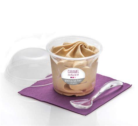 petits pots de glace artisanale 224 emporter la compagnie des desserts