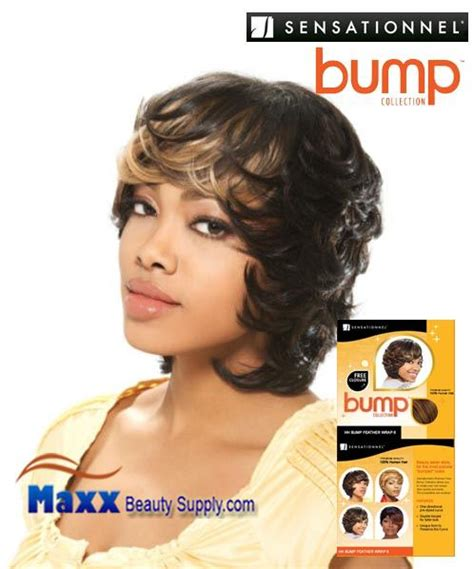 bump collection hair styles bump weave hairstyles j feather 7 sensationnel bump 8155