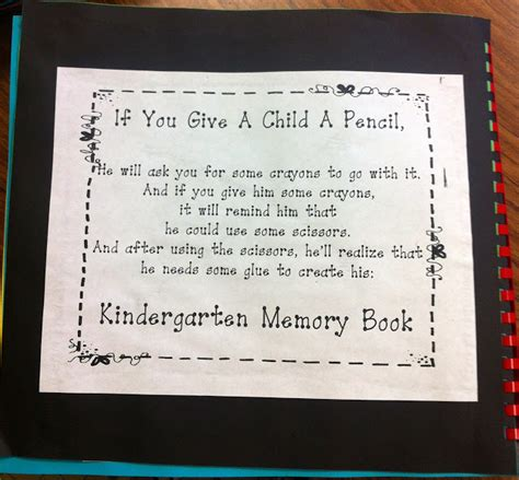 kfundamentals kindergarten memory books the time is now 721 | IMG 8694