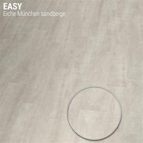 Pvc Vinylboden Günstig by Vinylboden Pvc Klick Dielen Bodenbelag Eiche Landhausdiele