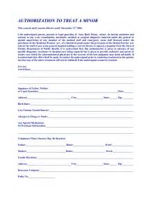 Free Printable Medical Consent Forms