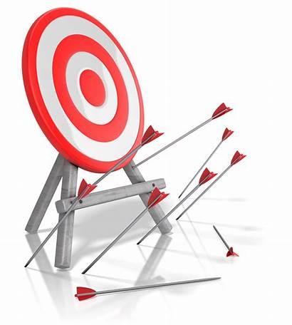 Target Goals Training Efforts Performance Arrow Miss