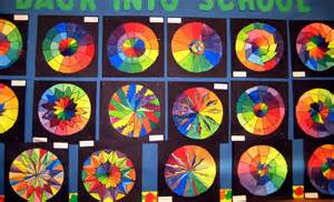 Color Wheel Art Projects Pinterest
