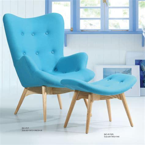 scandinavian minimalist wood armchair single room cafe