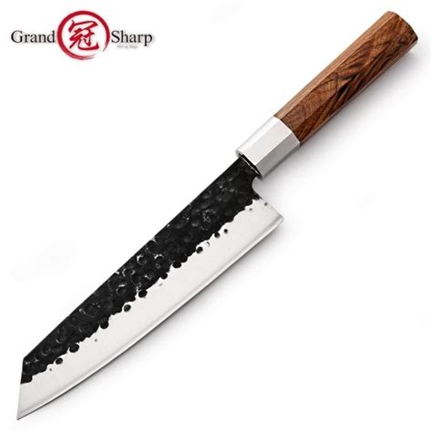 japanese knives knife chef kitchen handmade cooking handle tools kiritsuke wood eco quality tanto friendly
