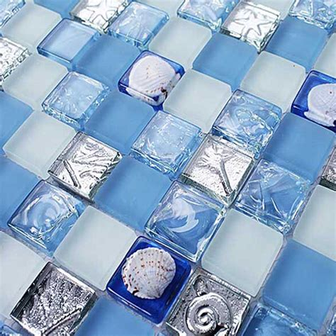 Online Get Cheap Crystal Glass Mosaic Tiles Aliexpress